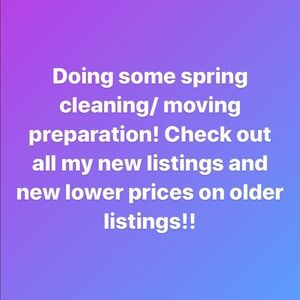 New listings coming!!